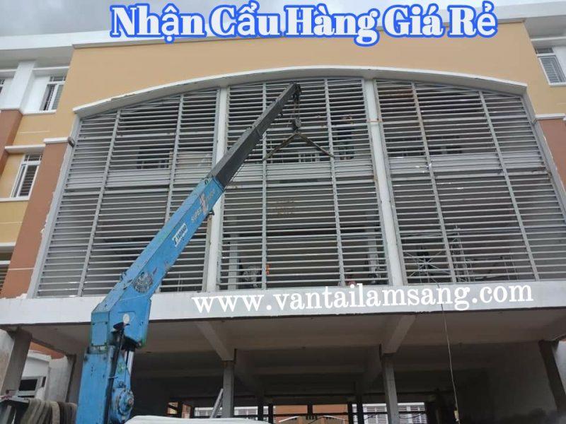 Xe tải chở hàng huyện Củ Chi uy tín giá rẻ Công ty TNHH TM DV vận tải Lâm Sang