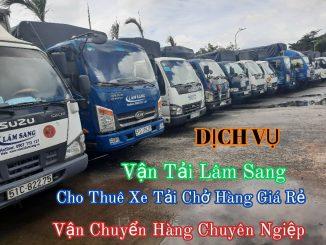 Xe tải chở hàng huyện Bình Chánh