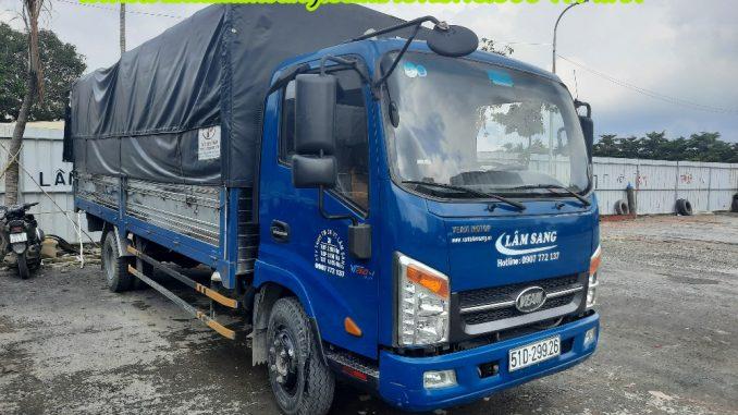 Xe tải chở hàng Huyện Nhà Bè