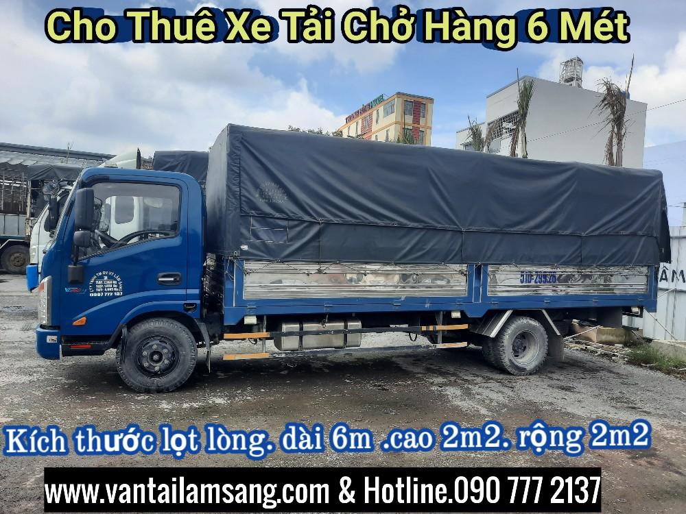 Taxi Tải Huyện Hóc Môn – Xe Tải Chuyển Nhà Trọn Gói