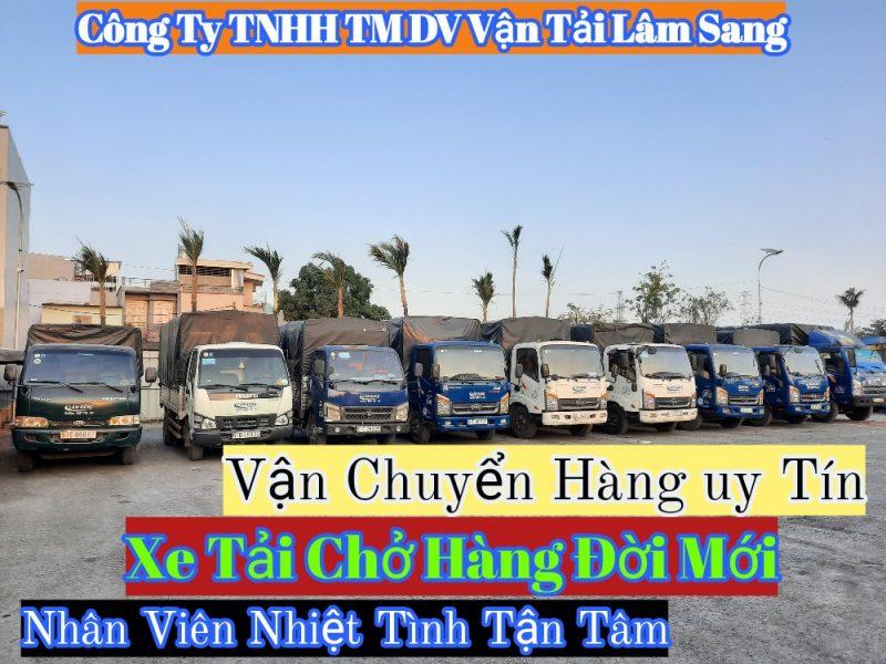 Xe tải chở hàng tại tphcm