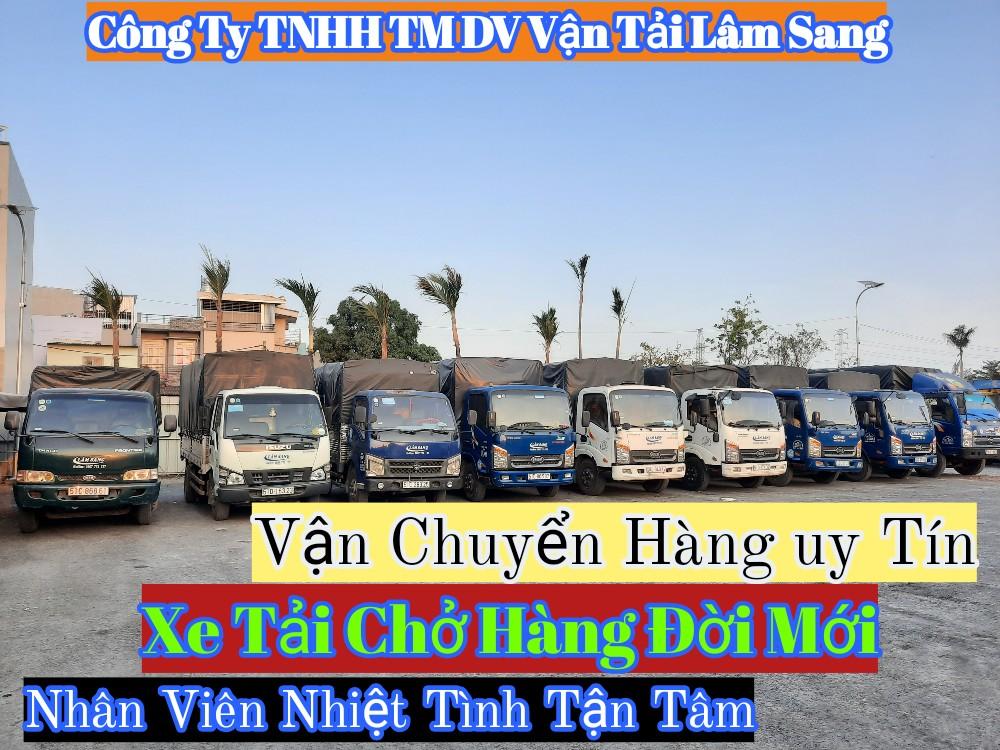 Cho Thuê Xe Cẩu Hàng Quận Tân Bình TPHCM