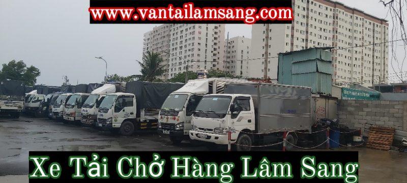 Báo giá dịch vụ xe tải chở hàng quận 3, vui lòng liên hệ: Lâm Sang .090.777.2137