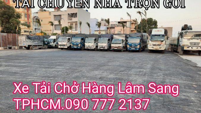 Taxi Tải Lâm Sang - Xe Tải Chuyển Nhà Trọn Gói