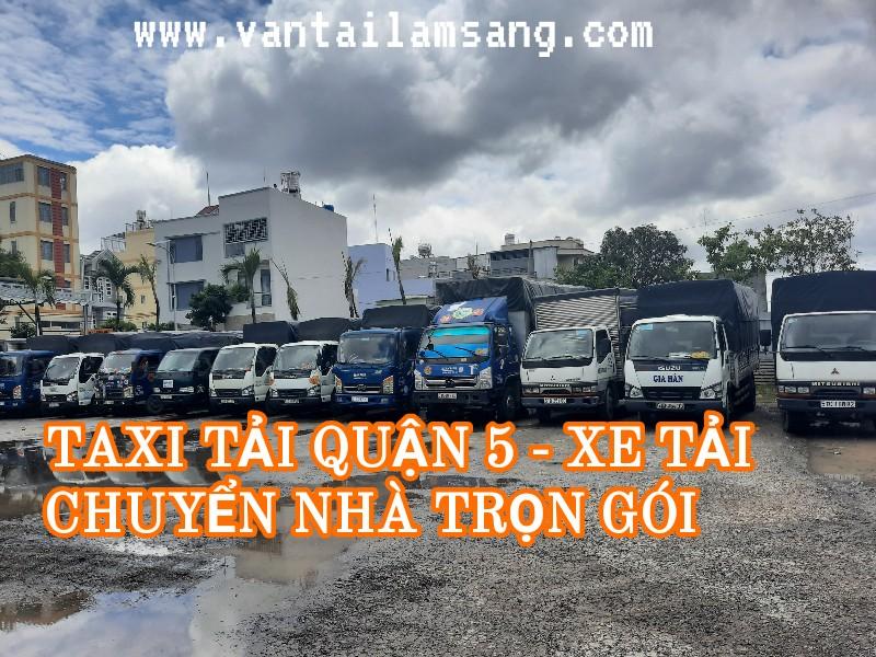 Taxi Tải Quận 6 - Xe Tải Chuyển Nhà