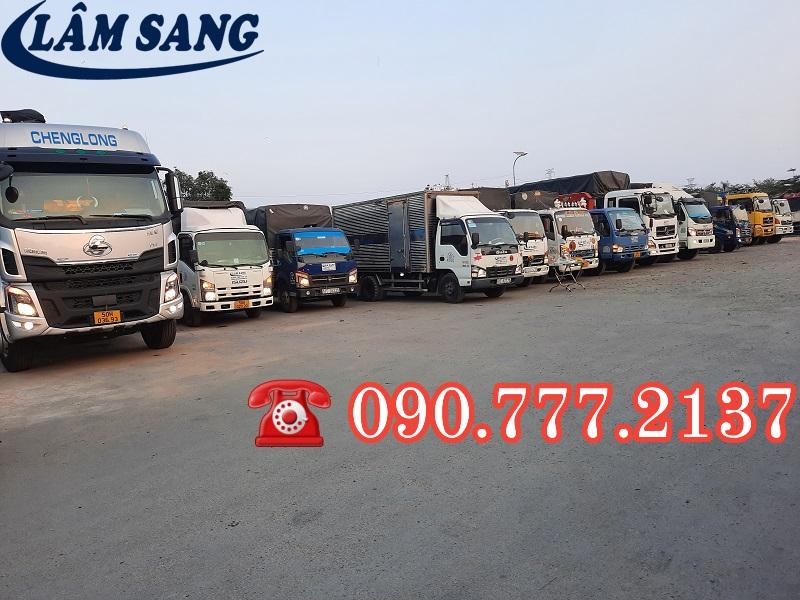 Taxi Tải Quận Tân Bình - Xe Tải Chuyển Nhà Trọn Gói