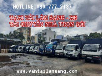 Taxi Tải Quận Phú Nhuận - Xe Tải Chuyển Nhà