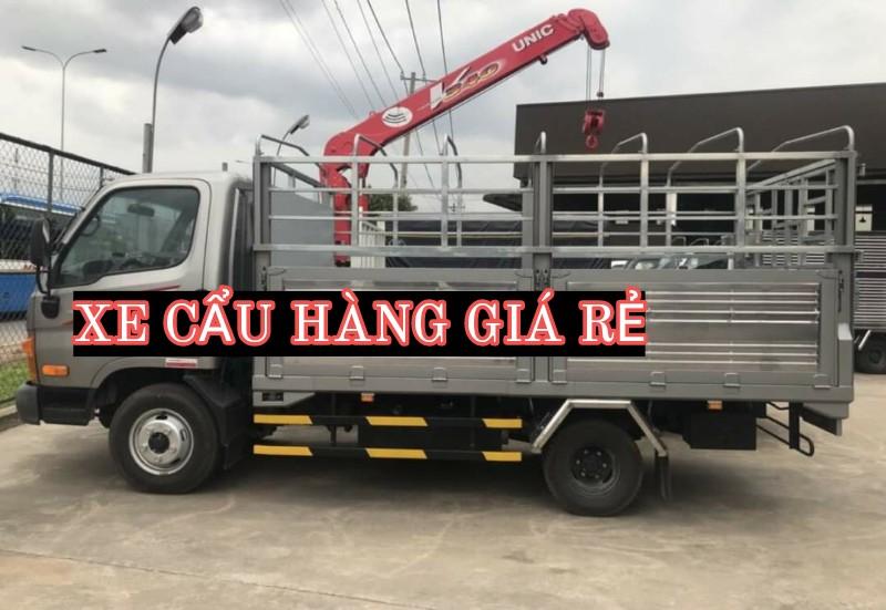 Cho Thuê Xe Cẩu Hàng Huyện Hóc môn