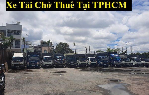 Công ty vận chuyển hàng hóa tại Sài Gòn cho thuê xe giá rẻ và uy tín