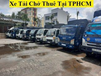 Xe Tải Chở Thuê Tại TPHCM