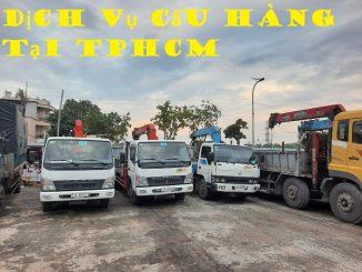 Dịch vụ cẩu hàng tại TPHCM