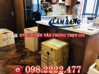 Dịch vụ chuyển nhà trọn gói tại Lâm Sang