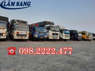 DV xe tải chở hàng