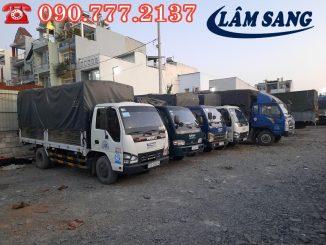 Công ty vận chuyển hàng hóa tại Sài Gòn cho thuê xe giá rẻ