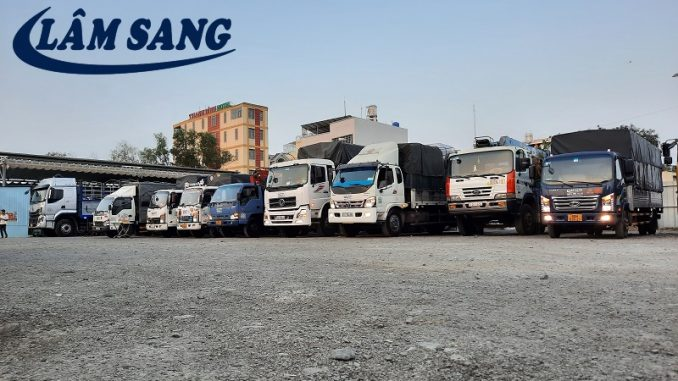 Cho thuê xe tải chở hàng 1.25 tấn giá rẻ tại tphcm