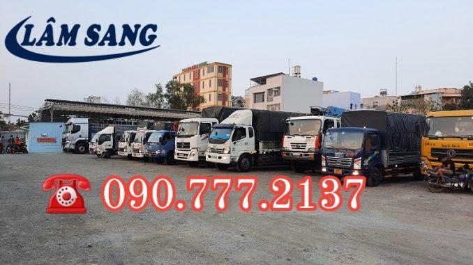 Xe tải cho thuê theo chuyến
