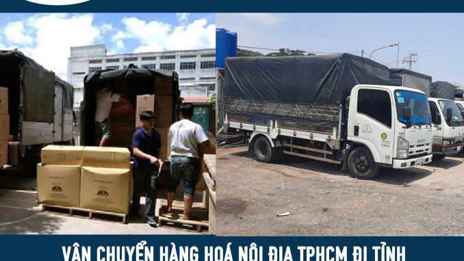 Vận chuyển hàng hoá nội địa