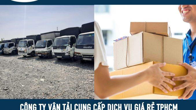 Dịch vụ vận chuyển hàn hoá tphcm