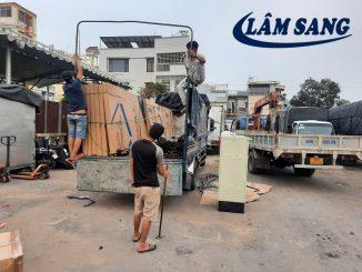 Lâm Sang Chuyên Nhận chở hàng giá rẻ Tại TPHCM