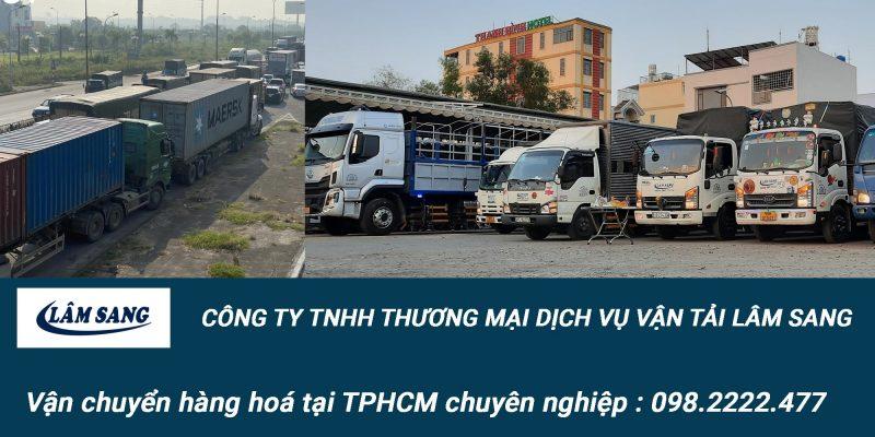 Dịch vụ vận tải hàng hóa tại TPHCM